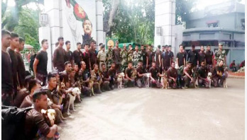 BGB gets 20 trained dogs