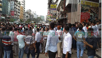 JCD activists put BNP central office under lock and key