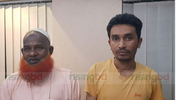 Two held with Yaba pills in Chattogram