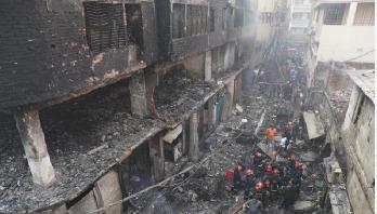 Chawkbazar fire probe report on July 18