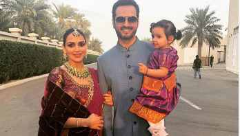 Esha Deol, Bharat become parents for 2nd time