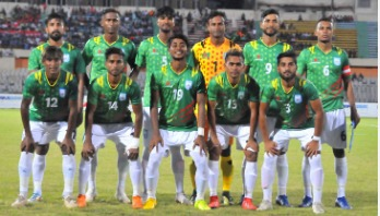 Bangladesh promotes 5 spots in Fifa ranking