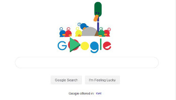 Google Doodle marks Father's Day