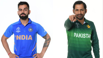 India-Pakistan match today