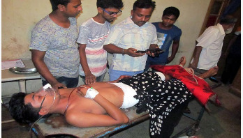Miscreants cut tendon of college student in Jashore