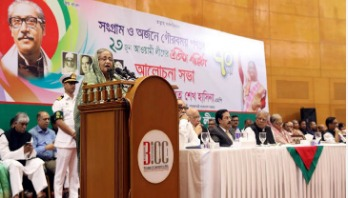 None can destroy Awami League: PM