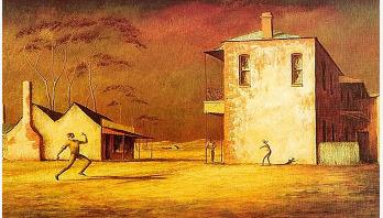 ক্রিকেট নিয়ে বিখ্যাত চিত্রকলা