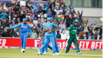 India beat Pakistan by 89 runs