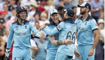 England beat West Indies by 8 wickets