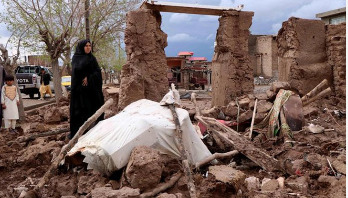 Afghanistan floods leave 17 dead