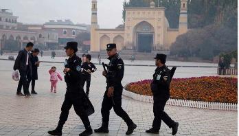 জিনজিয়াংয়ে মার্কিন নাগরিকদেরও আটক রেখেছে চীন