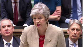 Brexit: MPs reject May's EU withdrawal agreement