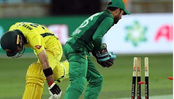 Pakistan fined for slow over-rate