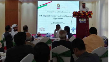 UAE keen to boost bilateral ties with Bangladesh