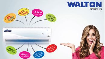 Walton delivering free servicing to AC users