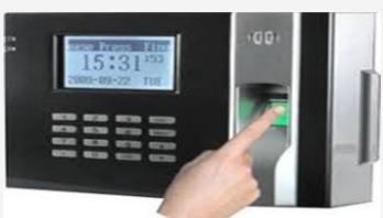 Biometric machine to ensure primary teachers attendance