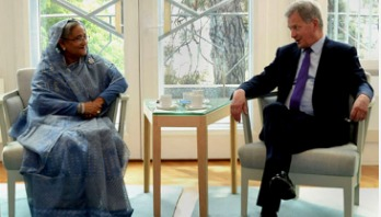 Bangladesh-Finland to work together on climate change issue