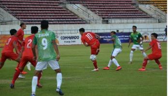 Bangladesh beat Laos 1-0
