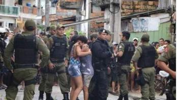 11 killed in gun attack at Brazil bar