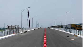 PM inaugurates second Meghna-Gumti bridges