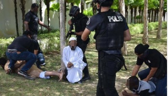 Bangladeshi among 3 suspected IS militants arrested in Malaysia