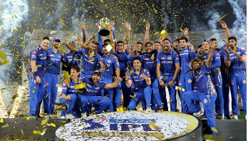 Mumbai Indians beat Chennai Super Kings by 1 run