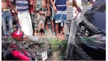 Child among 2 killed in Khulna road crash