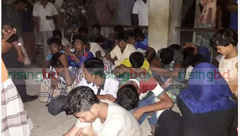 84 Malaysia-bound held in Cox's Bazar