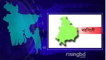 Three killed in Narsingdi road accident