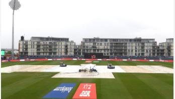 Pakistan-Sri Lanka match delayed by rain