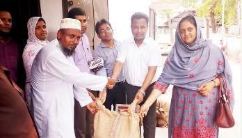 Paddy procurement begins in Jhalakathi