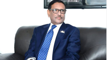 Obaidul Quader returns to office Sunday