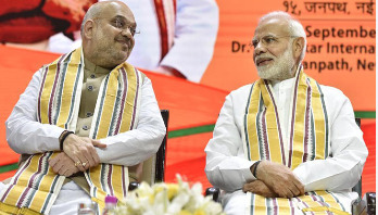 Modi's BJP leads in early India vote count