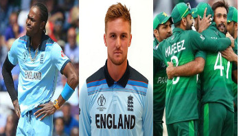 Jason Roy, Jofra Archer fined for breach of ICC conduct