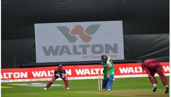 Ireland set 328-run target for West Indies
