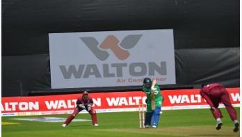 Ireland set 328-run target for West Indies