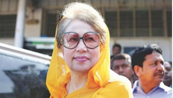 Relatives meet Khaleda Zia