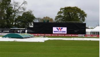 Bangladesh-West Indies Final: Rain stops play