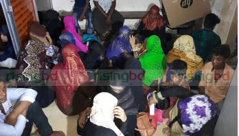34 Malaysia-bound Rohingyas rescued in Cox's Bazar