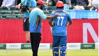 Shahzad out of CWC19, Imran Ali Khil called up
