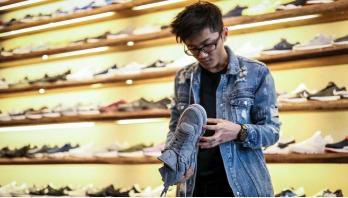 Shoe giants urge Trump to end trade war