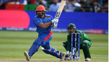 Afghanistan beat Pakistan in World Cup warm-up match
