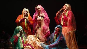 বিষাদময় ঘটনার আখ্যান 'গুনজান বিবির পালা'