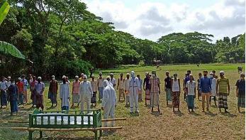 হাতিয়ায় করোনার উপসর্গ নিয়ে বৃদ্ধের মৃত্যু, দাফনে বাধা
