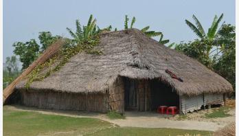 ধেয়ে আসছে আম্ফান, আতঙ্কে চর আবদুল্লাহর বাসিন্দারা