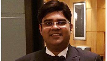 সাদ এরশাদ হোম কোয়ারেন্টাইনে