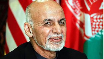 ফের আশরাফ গনি আফগানিস্তানের প্রেসিডেন্ট নির্বাচিত