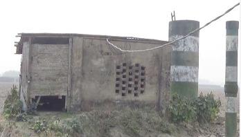 মন্ত্রীর সিদ্ধান্তের অপেক্ষায় বন্ধ বিরাশী গ্রামের সেচ