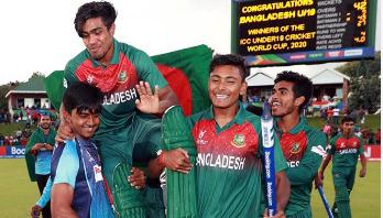জিম্বাবুয়ের বিপক্ষে উপভোগের মন্ত্র বিশ্বকাপ জয়ী ৬ ক্রিকেটারের