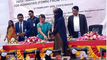 'রোহিঙ্গা প্রত্যাবাসনে কাজ করছে ভারত'